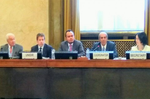 RI Pimpin Pertemuan Perlucutan Senjata Nuklir di Jenewa