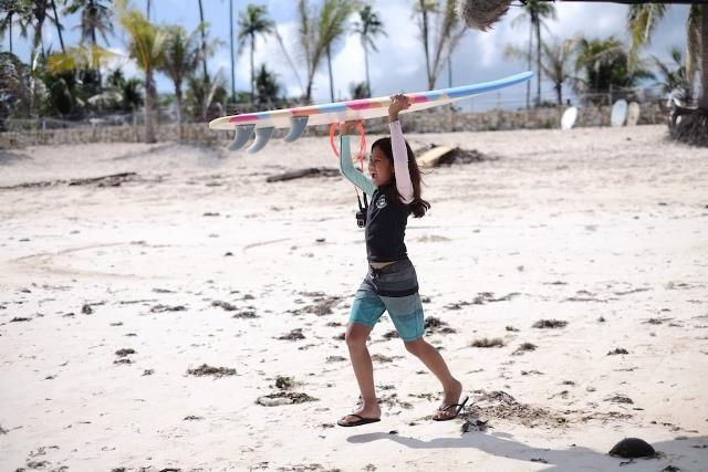Miles dan Trinity Optima telah merilis album soundtrack asli untuk film anak-anak Kulari ke Pantai. (Foto: Dok. Miles Films)