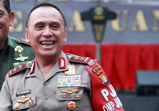 Penjelasan Kemendagri Soal Penunjukan Komjen Iriawan PJ Gubernur Jabar
