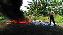 Polda Riau Sita 25 Dus KTP-el