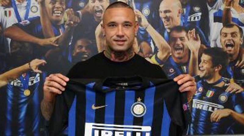 Radja Nainggolan (Foto: situs resmi Inter)