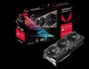 ASUS ROG Strix RX Vega 64 O8G Gaming, Desain Sama Beda Performa