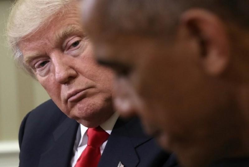 Donald Trump terpilih menjadi Presiden AS. (FOTO: AFP).