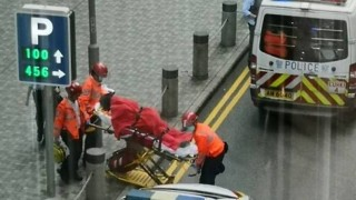 Penembakan di Hong Kong, Satu Tewas dan Tiga Terluka
