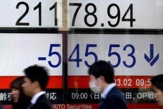 Tokyo Stocks Open Lower Over Lingering Trade War