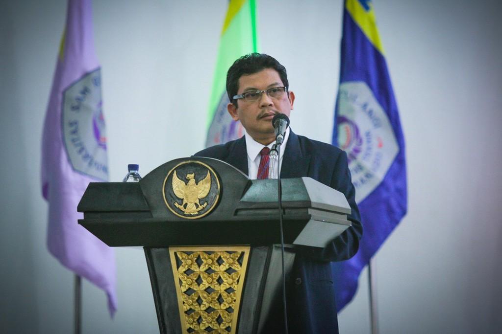 Direktur Jenderal Sumber Daya Iptek dan Dikti (SDID) Kemenristekdikti, Ali Ghufron Mukti, Humas SDID