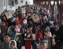 Ratusan Petugas Dinsos Bantu Operasi Kependudukan