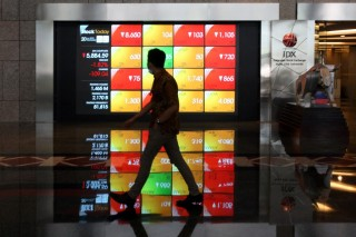 Indonesian Stocks Slump in First Session