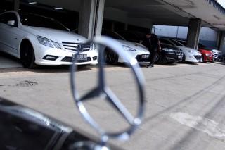 Tunggakan Pajak Mobil Mewah DKI Mencapai Rp30,8 M