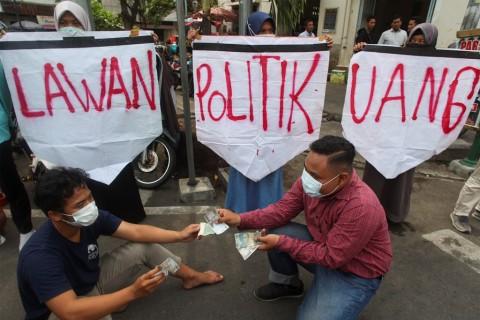 Bawaslu Semarang Temukan Dugaan Politik Uang