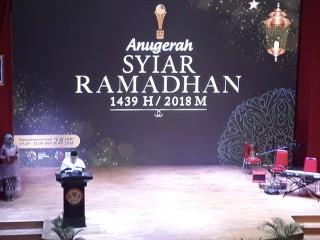 KPI, MUI, dan Kemenpora Gelar Anugerah Syiar Ramadan