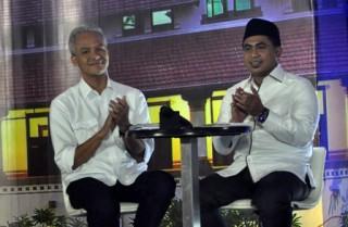 Ganjar bakal Laporkan Kemenangannya kepada Megawati