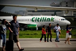 Citilink Batalkan Seluruh Penerbangan ke Bali