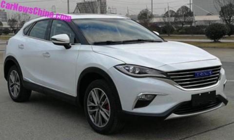 Traum Meet 5, Kembaran Mazda CX-4 di Tiongkok