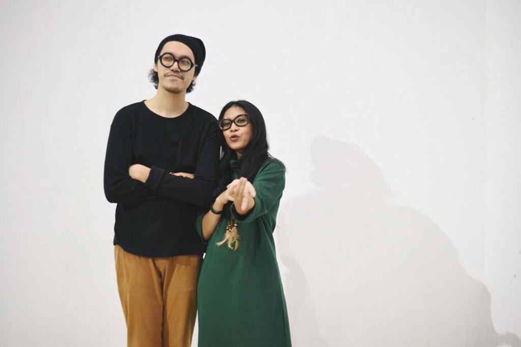 Endah & Rhesa (Foto: Facebook Endah N Rhesa)