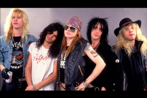 Guns N' Roses Bocorkan Rekaman Demo Lagu November Rain