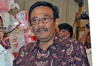 Djarot Pulang ke Jakarta