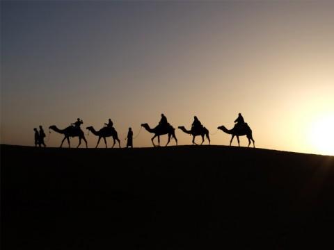 Debu Gurun Sahara Diperkirakan Menyeberang ke Pesisir AS