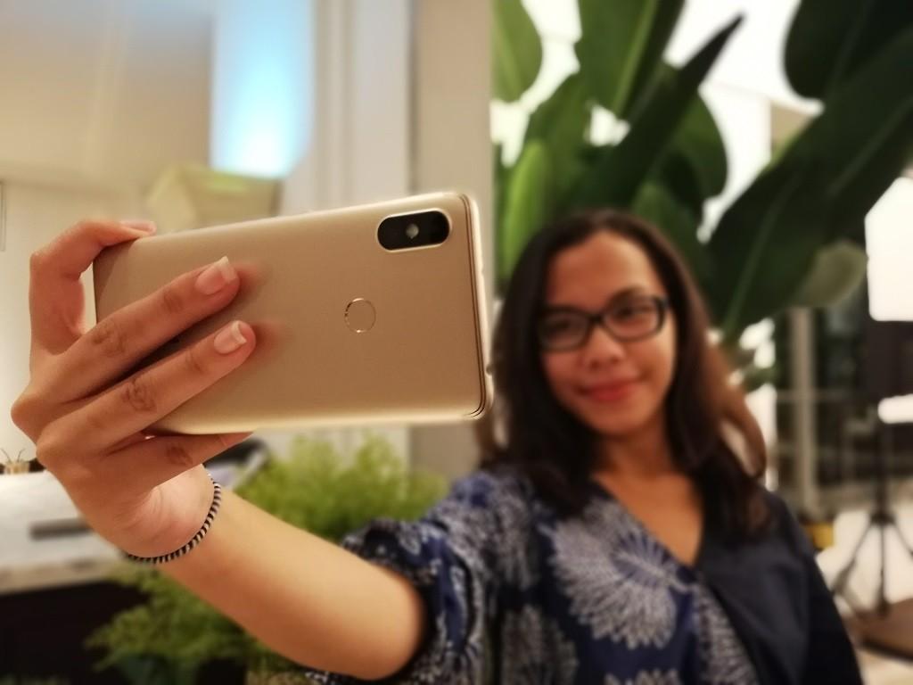 Xiaomi Redmi S2 adalah ponsel selfie pertama dari Xiaomi. (Medcom.id)
