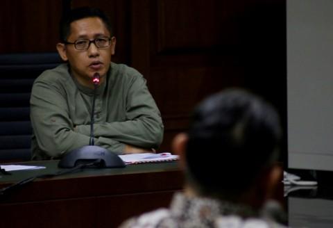 Anas Persoalkan Uang Pengganti di Sidang PK