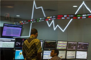 JCI Surges 2.33 Percent