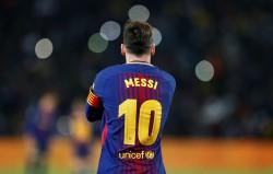 Barcelona Bukan Tim yang Diandalkan Messi saat Main <i>PlayStation</i>