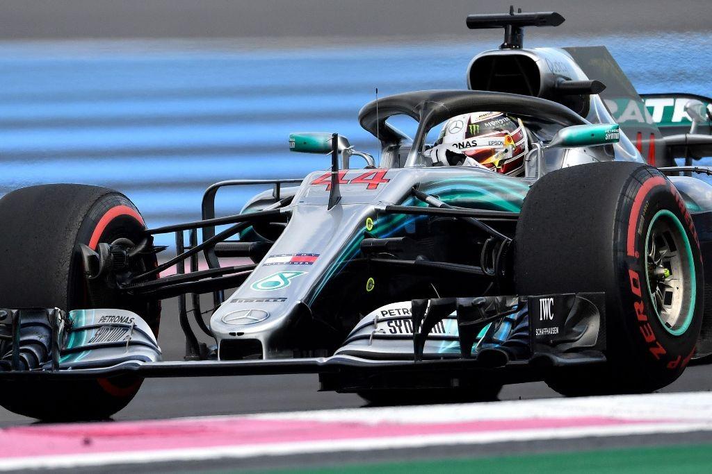 Lewis Hamilton. (AFP PHOTO / GERARD JULIEN)