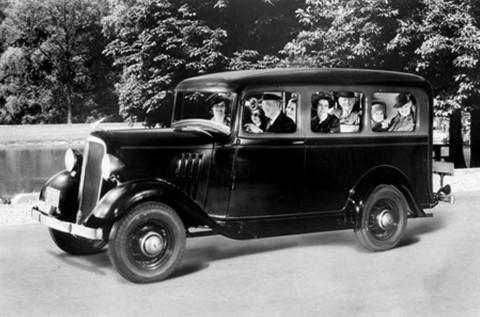 Sejarah Panjang Chevrolet di Segmen SUV