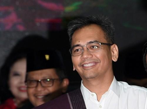 Calon wakil gubernur Sumatera Utara, Sihar Sitorus--Antara/Sigid