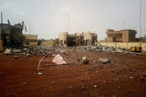 Gunakan Mobil Bercat PBB, Pengebom Ledakkan Diri di Mali
