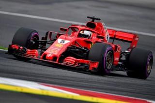 Vettel Putus Dominasi Hamilton Lewat FP3
