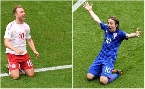 Prediksi Kroasia vs Denmark: Duel Lini Tengah