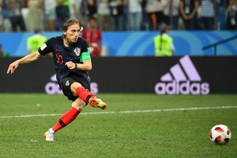 Pelatih Kroasia Puji Mentalitas Luka Modric