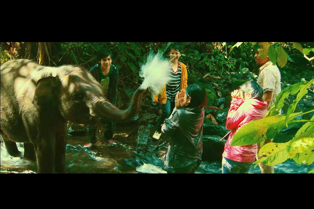 Cuplikan film Para Pemburu Gajah (Foto: YouTube)