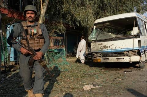 Ledakan di Pasar Afghanistan Tewaskan 19 Orang