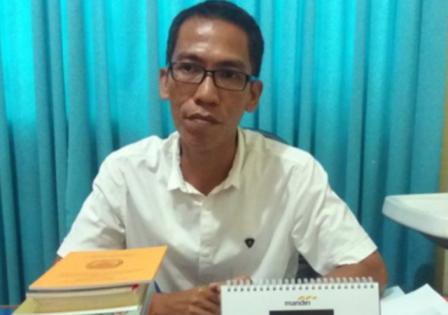 Anggota KPU Jember Divisi Sumber Daya Masyarakat (SDM) dan