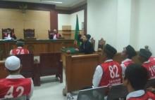 Pembantai Satu Keluarga di Tangerang Dituntut 20 Tahun Penjara
