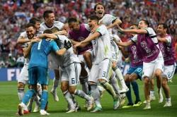 Stadion Luzhniki Bawa Keberuntungan untuk Rusia