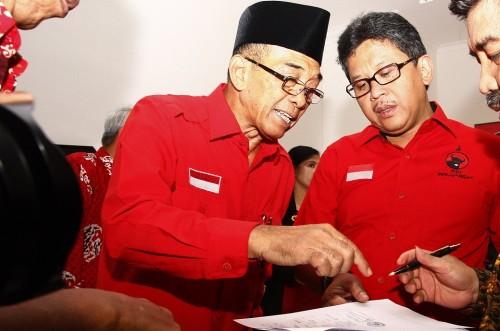 Ketua DPP PDI Perjuangan bidang Ideologi dan Kaderisasi Idham