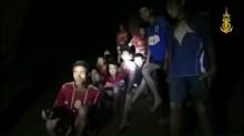 Tim Sepakbola Anak Thailand Ditemukan Setelah 9 Hari Terjebak di Gua