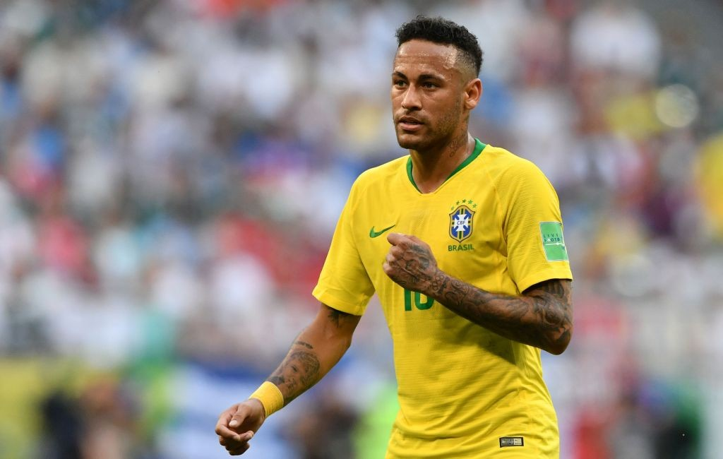 Neymar (Foto: AFP/Fabrice Coffrini)