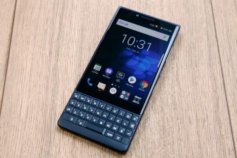 BlackBerry Rilis Video Panduan KEY2