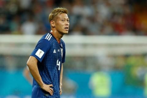 Keisuke Honda Pensiun dari Timnas Jepang