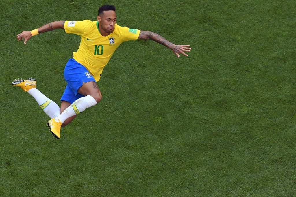 Neymar. (Foto: AFP PHOTO / Kirill KUDRYAVTSEV)