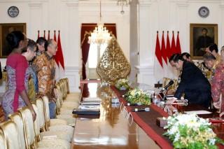 Jokowi dan Jim Yong Kim Cari Solusi untuk Anak Kurang Gizi