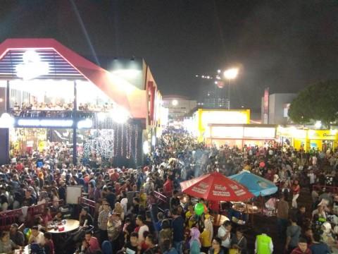 Jakarta Fair 2018 Raup Rp7,3 Triliun