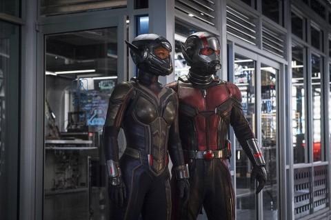 Ulasan Film Ant-Man and the Wasp