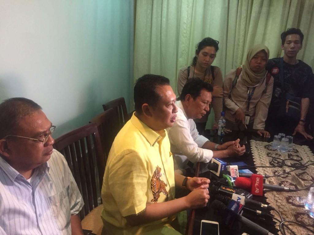 Ketua DPR RI, Bambang Soesatyo, Medcom.id/Intan Yunelia.