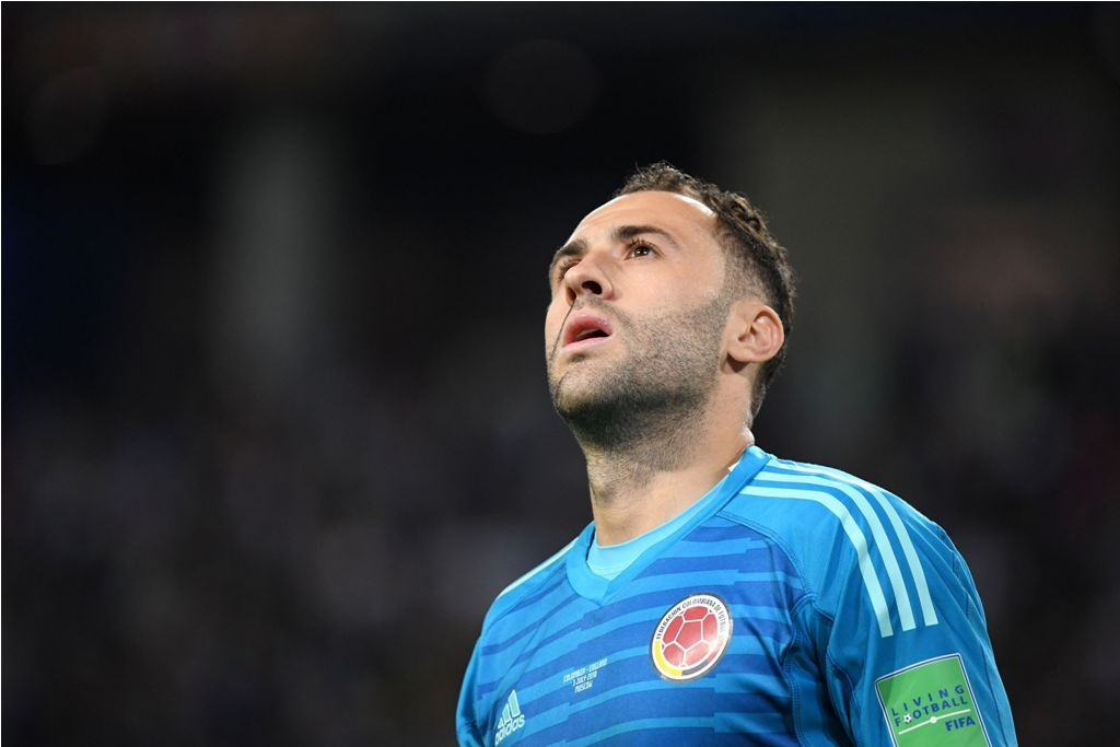 David Ospina. (AFP PHOTO / YURI CORTEZ)