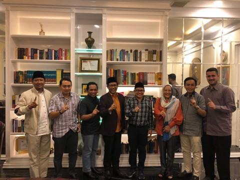 Tujuh Bupati PKB <i>Keukeuh</i> Ingin Jokowi Gandeng Muhaimin